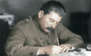 Stalin in Farbe