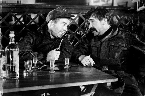 Der brave Soldat Schwejk    Originaltitel: Der brave Soldat Schwejk (DEU 1960), Regie: Axel von Ambesser