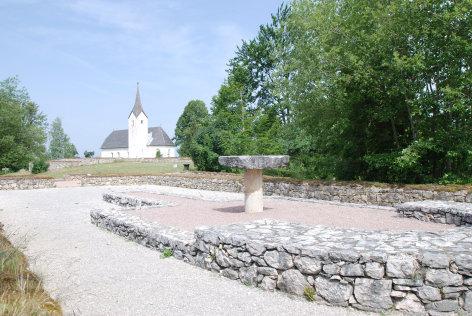 Newsletter themenmontag pilgern von Österreich bis jerusal
