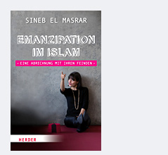 """Buchcover """"Emanzipation im Islam"""" von Sineb El Masrar"""