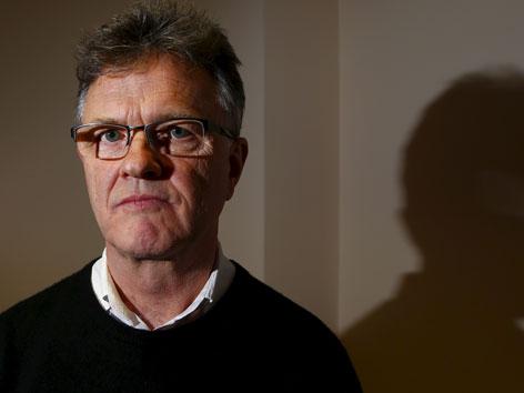 Missbrauchsopfer und Mitglied der vatikanischen Kinderschutzkommission Peter Saunders