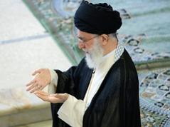 Irans Ajatollah Ali Chamenei