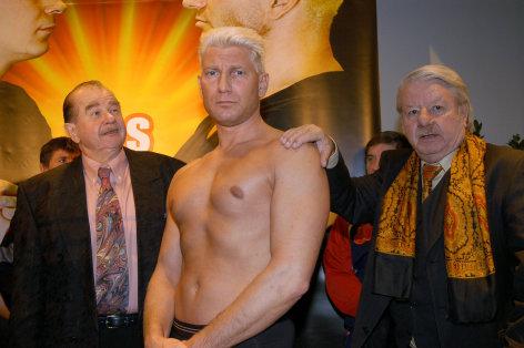 Trautmann  Schwergewicht  Originaltitel: Trautmann - Schwergewicht (AUT 2004), Regie: Thomas Roth