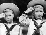 Edward & George - Zwei Brüder, eine Krone