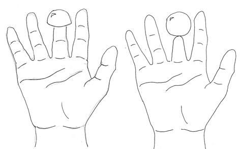 Zeichnung von optischer Täuschung