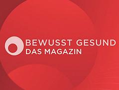"""Logo von """"Bewusst Gesund"""""""