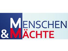 """Logo von """"Menschen & Mächte"""""""