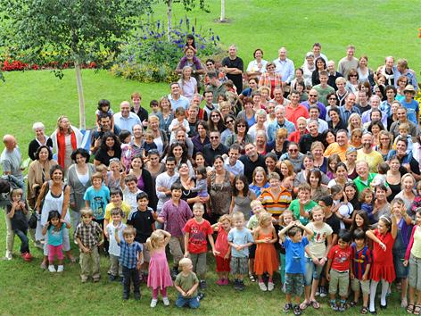 Bahai aus ganz Österreich bei der jährlichen Sommerschule