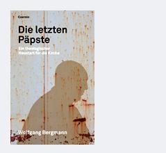 """Buchcover von Wolfgang Bergmanns """"Die letzten Päpste"""""""