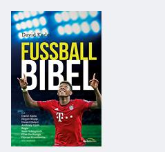 "Buchcover ""Fußball-Bibel"""