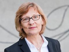 Literaturwissenschaftlerin Barbara Naumann