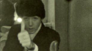 Beatles-Filmaufnahme