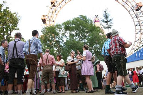 Oktoberfest Wiener Prater 2012