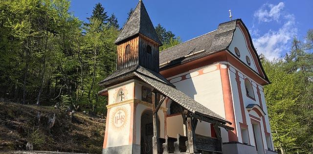 St Jakobšentjakob V Rožu Ort An Der Grenze Guten Morgen