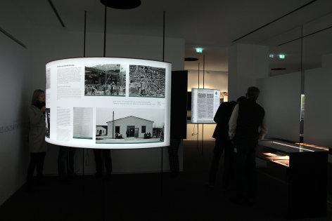 Mauthausen vor der Tür