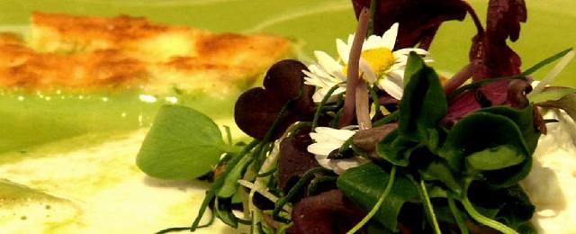 Einfach gut: Hirschbacher Kräutersuppe