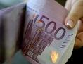 Bündel 500-Euro-Scheine