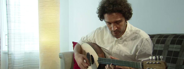 Musiker Salah Ammo