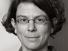 Porträtfoto der Slawistin Anja Burghardt