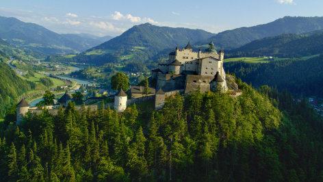 Über Österreich - Juwele des Landes, der norden