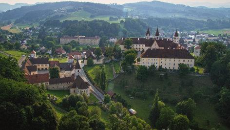 Über Österreich - Juwele des Landes, der süden