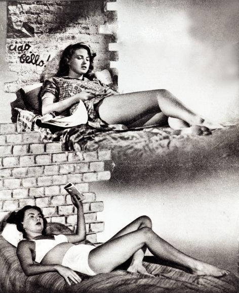 Wienerinnen - Schrei nach Liebe    Originaltitel: Kunst-Stücke: Wienerinnen - Schrei nach Liebe (AUT 1952), Regie: Kurt Steinwendner