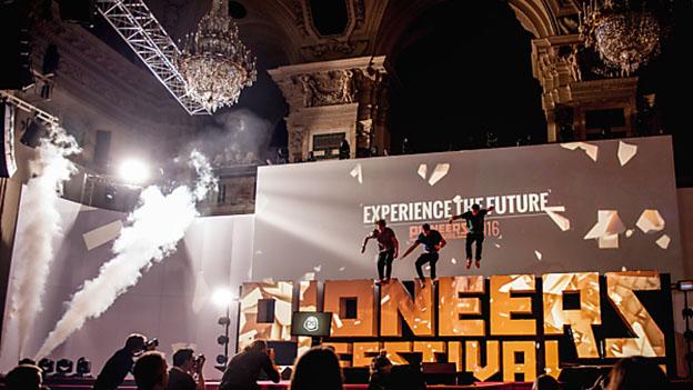 Start-Up-Festival in Wien