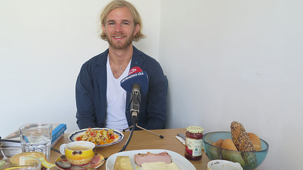 Peter Hackmair in Frühstück bei mir