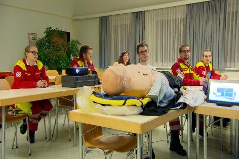 treffpunkt medizin  Fehlerfreie Medizin - Wunschdenken oder machbar?  Originaltitel: Der simulierte Patient - Qualitymanagement im Krankenhaus