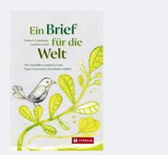 Buchcover Hubert Gaisbauer: Ein Brief für die Welt