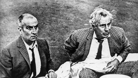 Balduin, der Ferienschreck    Originaltitel: Les grandes vacances (FRA 1967)  Regie: Jean Girault