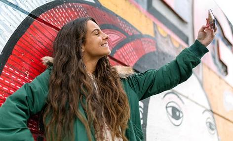 schöne selfies machen eisenstadt