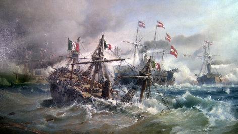 Der Seeheld des Kaisers: Admiral Tegetthoff