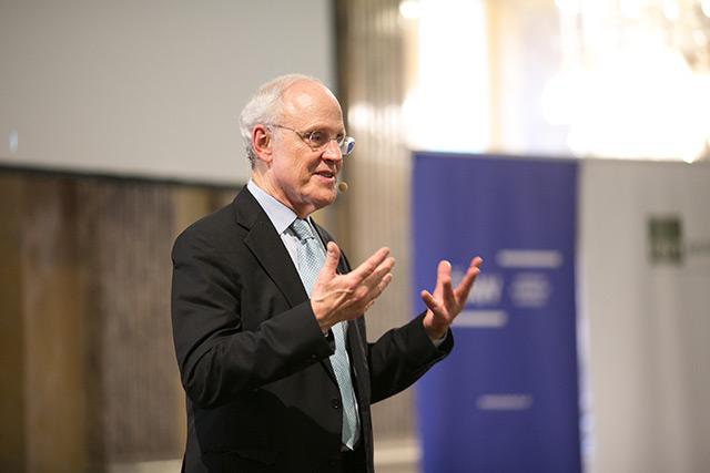 David Gross, US-amerikanischer Physiker