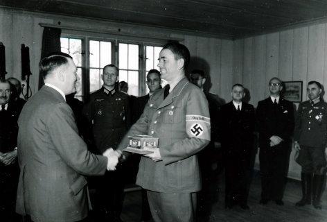 Geheimnisse des Dritten Reiches
