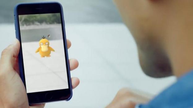 Der Hype um Pokemon Go