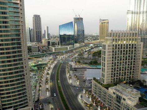 Wüstenträume  Dubai - Das Übermorgenland