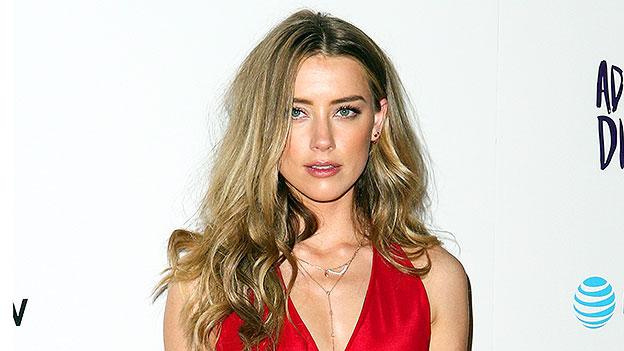 Amber Heard wunderschön