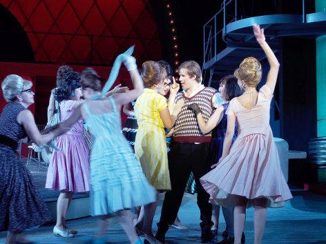 Oper im Steinbruch 2016: Der Liebestrank