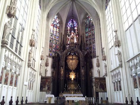 Kirche Maria am Gestade Wien