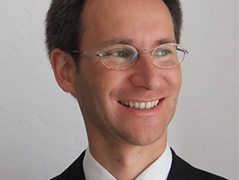 Porträtfoto des Historikers Andreas Pecar