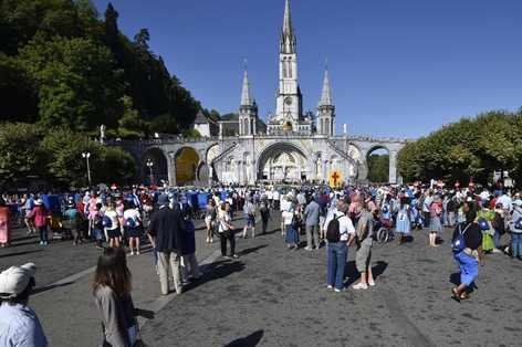Lourdes Sicherheitsvorkehrungen