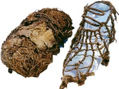 Schuhe von Ötzi