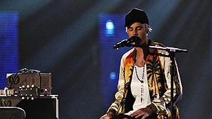 James Bay und Justin Bieber bei den Brit Awards