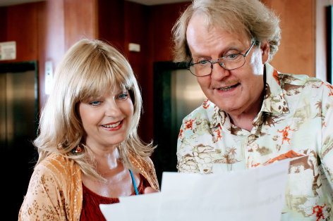 Conny und die verschwundene Ehefrau    Originaltitel: Conny und die verschwundene Ehefrau (AUT 2005), Regie: Reinhard Schwabenitzky