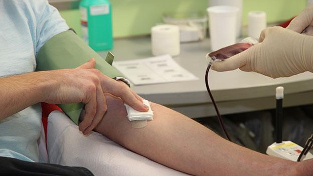 Blutspenden Hansa