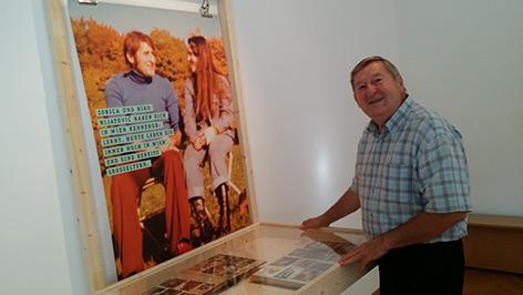 Niko Mijatović, ehemaliger Gastarbeiter