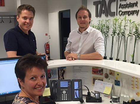 Österreichs Superfirmen - TAC Informationstechnologie
