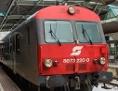 ÖBB Railjet Bahnhof Zell am See