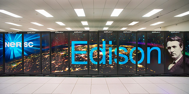 "Supercomputer ""Edison"""